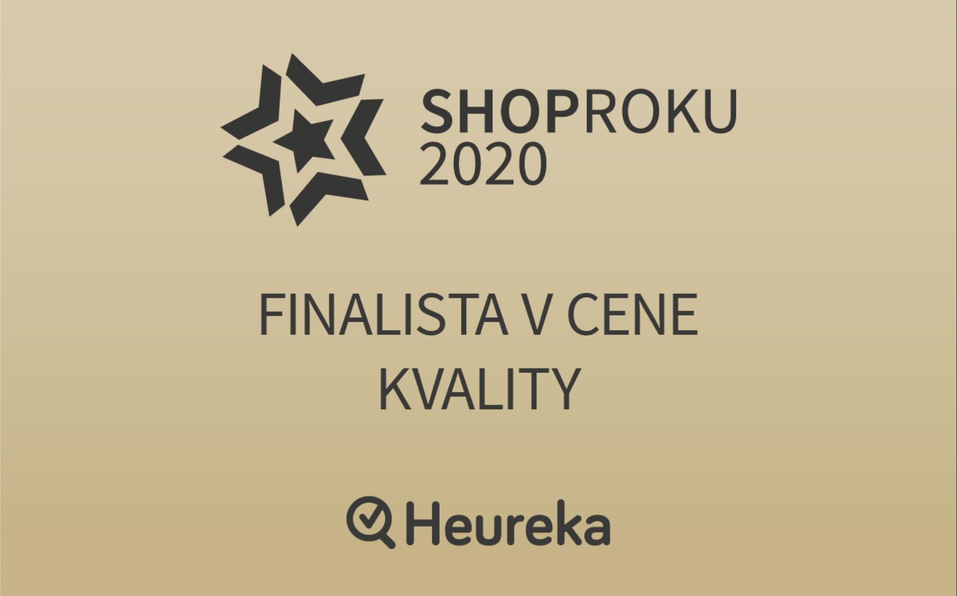 Shop roku 2020 - finalista v kategórii Galantéria