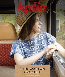 KATIA Special Fair Cotton CROCHET 1